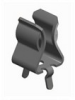 Snap-In PC Fuse Clip -- 3513