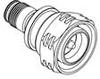 RF Adapters - Between Series -- R191633016 -Image