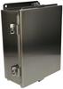 Stainless steel enclosure Wiegmann BN4100804SS -Image