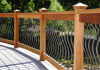 DeckoRail® Balusters & Post Caps