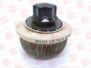 OHMITE RKS2R0 ( RHEOSTAT, WIREWOUND, 2 OHM, 100W, TRACK RESISTANCE:2OHM, PWR RATING:100W, PRODUCT RNG:RKS SERIES, POTENTIOMETER MOUNTING:PANEL, ADJUSTMENT TYPE:SCREWDRIVER SLOT, NO. OF TURNS:1TURNS... -- View Larger Image