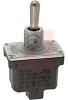 Switch, Toggle, 2 POLE, 3 Position, SCREW TerminalS, (ON)-OFF-(ON) -- 70119183
