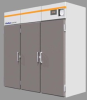 3 Solid Door Pharmacy & Lab Refrigerator -- LP-75-SD-TP
