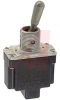 Switch, Toggle, 1 Pole, 2 Position, Screw Terminals, Mil Spec P/N MS24523-23 -- 70119187 - Image
