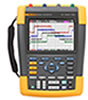 500 MHz, 4 Ch, 5 GS/s, ScopeMeter Oscilloscopes with Built-in Digital Multimeter -- Fluke 190-504/AM