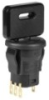Miniature Antistatic Keylock Switches -- SK-Series - Image