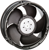 IP68 Rated Axial DC Fans -- 6318 / 2HPU-216 -- View Larger Image