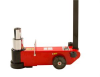 AFF 547SD 50/25 Ton Two Stage Air/Hydraulic Axle Jack -- AFF547SD