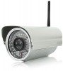 Outdoor Wireless IP Camera with Infrared