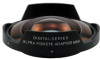 Century Optics .3X Ultra Fisheye Adapter MKII, 58mm -- 0DS-FEWA-58