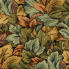 Allover Leaves, Tapestry Fabric -- R-Seattle - Image