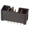 Rectangular Connectors - Headers, Male Pins -- 3M155831-ND -Image