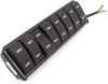 HMI 482CRM-WAY-8 8 Position CAN Switch J1939 Tri-Color Leads -- 80156 -Image