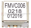 VCO (Voltage Controlled Oscillator) 0.175 inch SMT (Surface Mount), Frequency of 2 GHz to 2.75 GHz, Phase Noise -86 dBc/Hz -- FMVC006 - Image