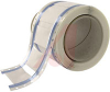 MIL GRADE HEAT SHRINKABLE WIRE ID SLEEVES- WHITE -- 70062479