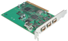 FireWire® PCI Card -- F200-003-R