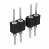 Rectangular Connectors - Headers, Male Pins -- 350-80-154-00-018101-ND -Image