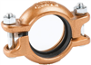 QuickVic™ Rigid Coupling for Copper Piping -- Style 607 - Image