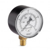 0-100 Inch H20 Analog Pressure Gauge (±1.5% full scale accuracy) -- GAUG-0100I - Image