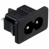 Power Entry Connectors - Inlets, Outlets, Modules -- 486-2096-ND - Image