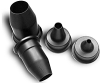 Pneumatic Cleaning System Hose Nozzles -- HC-02505 - Image