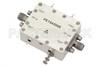 6.3 Watt Psat, 3.5 GHz to 7 GHz, High Power GaAs Amplifier, SMA, 19 dB Gain, 47 dBm IP3, 12 dB NF -- PE15A5008 -- View Larger Image