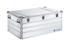 Rugged Aluminum ATA Shipping Case -- APZG-40580