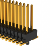 Rectangular Connectors - Headers, Male Pins -- FTE-109-02-G-DV-A-P-ND -Image