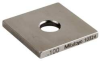Gage Block,Square,Steel,0.100 In,ASME 0 -- 6NRE8