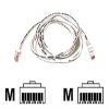 Belkin Component Certified Cat6 Cable - Patch cable - RJ-45 -- A3L9006-03-WHTS