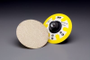 3M(TM) Hookit(TM) II Disc Pad 09347, 5 in x 5/8 in 5/8-11 Internal, 5 per case -- 051131-09347