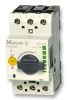 MOELLER - PKZM0-1.6 - CIRCUIT BREAKER, THERMAL MAG, 3P, 1.6A -- 770338 - Image