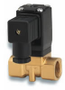 Solenoid actuated diaphragm valves with forced lifting -- 8253100.8001.23050