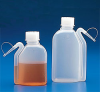 LDPE Integral Plastic Wash Bottles -- 224085