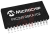 28 Pin, 8KB Flash, 1KB RAM, 512B EEPROM, 16 MIPS, 19 I/O,16-bit PIC24F Family, n -- 70047153 - Image