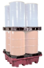 PIG Drum Pallet and Spill Containment Sump -- PAK642