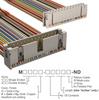 Rectangular Cable Assemblies -- M3AKK-2620K-ND -- View Larger Image