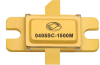 RF Power Transistor -- 0405SC-1500M