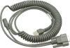 Adapter cable, RJ50 to RS -- V45-G-2M-PVC-SUBD9