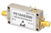1 dB NF Input Protected Low Noise Amplifier, Operating from 10 MHz to 1 GHz with 30 dB Gain, 17 dBm P1dB and SMA -- PE15A63000 - Image