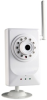 H.264 IP Camera, Wireless/LAN , Day & Night, Plug & Play