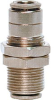 Brass Push-in Fittings - BSP/Metric Size -- 6590 10 - Image