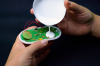 NASA Low Outgassing, Thermally Conductive Two Part Silicone -- MasterSil 972TC-LO - Image