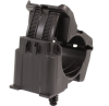 HellermannTyton 156-02636 Adjustable In-Line Ratchet P-Clamp, Bundle Dia. 0.76