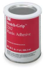 Plastic Adhesive,High Strength,1Qt,Clear -- 2RUE8