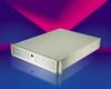 2U Rackmount, Full Size ATX M/B, 5 Bays, White, $50.00 -- CLM-9232
