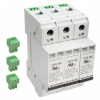 Power Distribution, Surge Protectors -- 1210-3S-120-ND