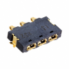 Rectangular Connectors - Spring Loaded -- A118119TR-ND
