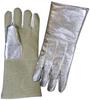 Chicago Protective Apparel Aluminized Kevlar/Aramid/Zetex Plus Heat-Resistant Glove - 14 in Length - 234-AKV-ZP -- 234-AKV-ZP - Image