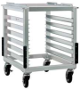 Slicer and Mixer Cart,12 Pan Capacity -- 98000
